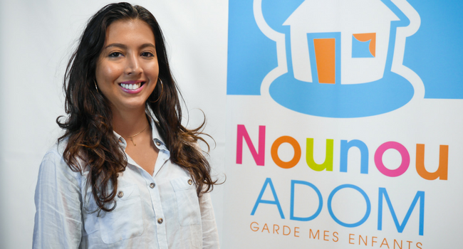 Marion Nativel, responsable d'agences (garde d'enfants, babysitting et nounous)