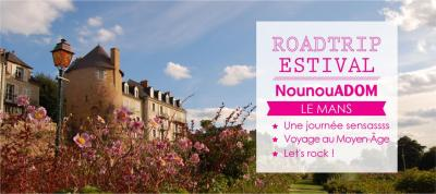 Roadtrip estival - Le Mans